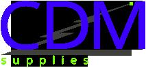 CDM Supplies Logo